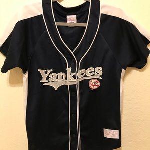 Women's Yankees MLB Jersey